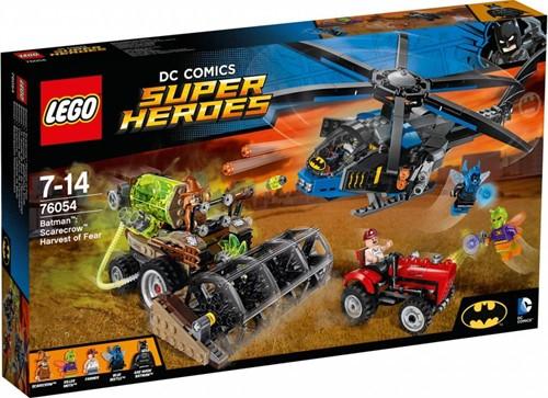 LEGO DC Comics Super Heroes Batman: Scarecrows gefährliche Ernte