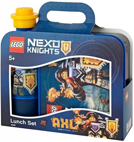 Nexo Knights Lunchset Print