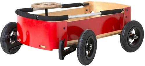 Wishbonebike - Laufauto - Wagen Rot