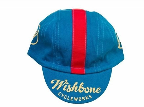 Wishbonebike  Kinderkleidung Wishbone Mütze Blau Klein