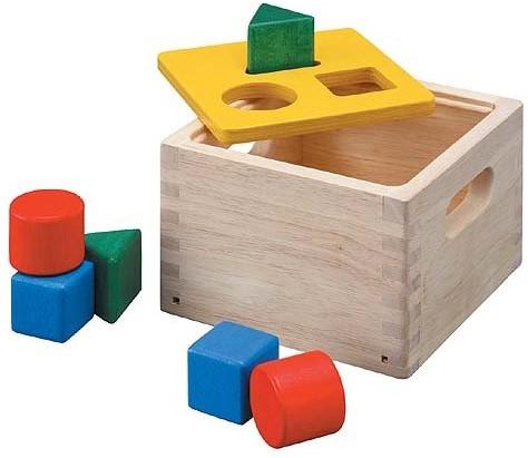 Plan Toys Sortierspiel Formen