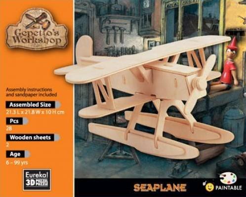 Gepetto's Workshop Seaplane