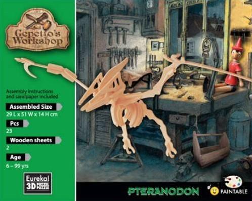 Eureka Gepetto's Workshop - Pteranodon