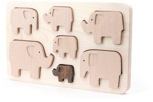 Bajo Elephants puzzle