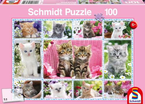 Schmidt Spiele Katzenbabys