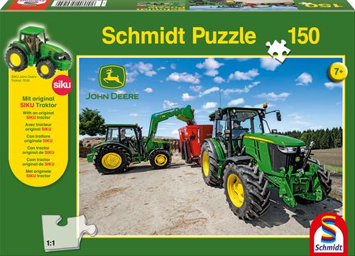 Schmidt Spiele John Deere: Traktoren der 5M Serie Puzzlespiel 150 Stück(e)