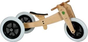 Holz Laufräder