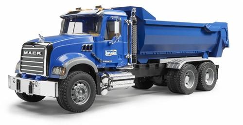 Bruder MACK Granite Halfpipe dump truck - 2823