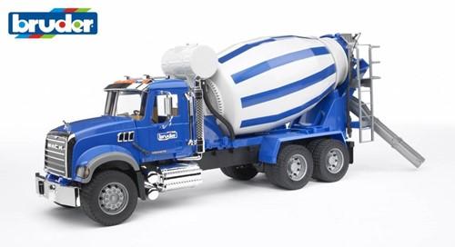 BRUDER MACK Granite Cement mixer Spielzeugfahrzeug