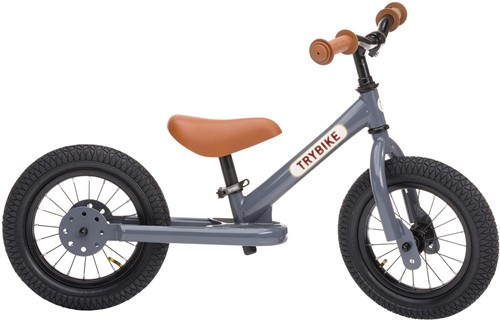 Trybike Laufrad Steel Grau - Zweirad