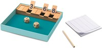 Djeco houten spel Shut the box-2