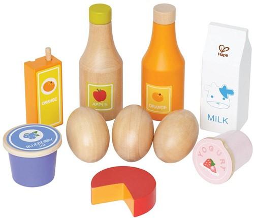 Hape Holzküche Zubehör Healthy Basics