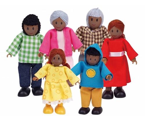 Hape Happy Family - African American