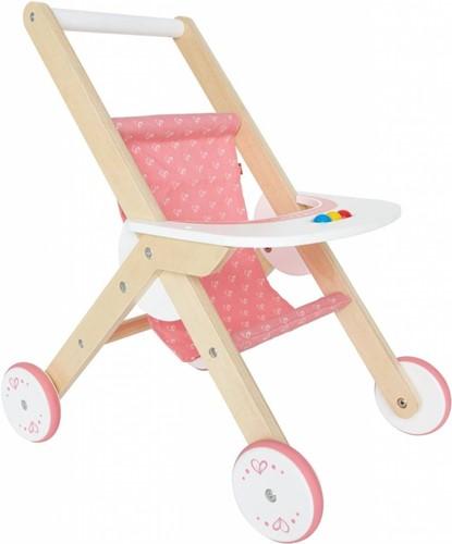 Hape Baby Stroller