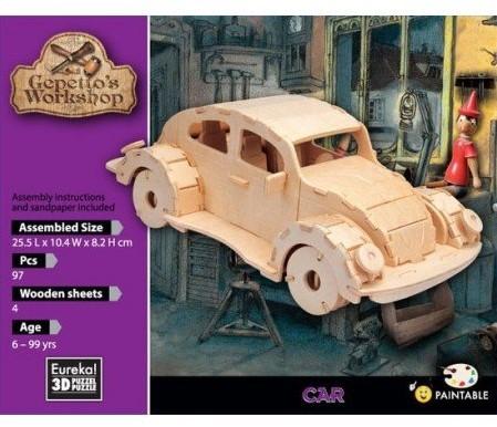 Eureka Gepetto's Workshop - Car
