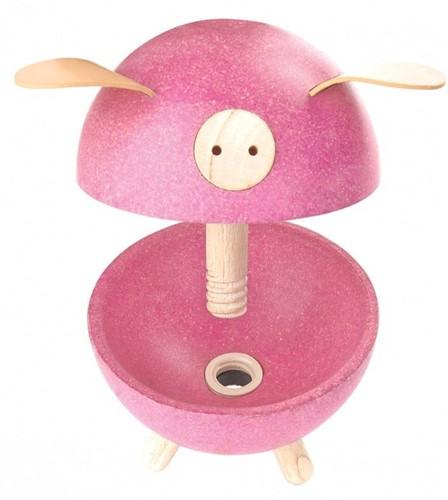 Plan Toys  Kindermöbel Spardose Sparschwein - Rosa