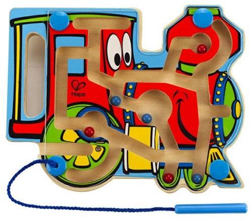 Hape Holz Magnetspiel Choo Choo Tracks