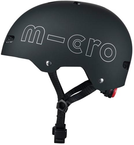 Micro ABS Helmet Black L