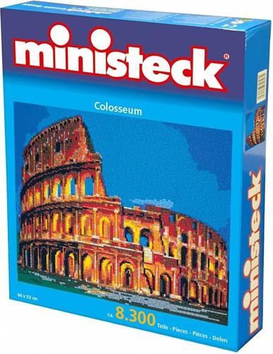 Ministeck Colosseum Rome - XXL Box - ca. 8.300 pieces