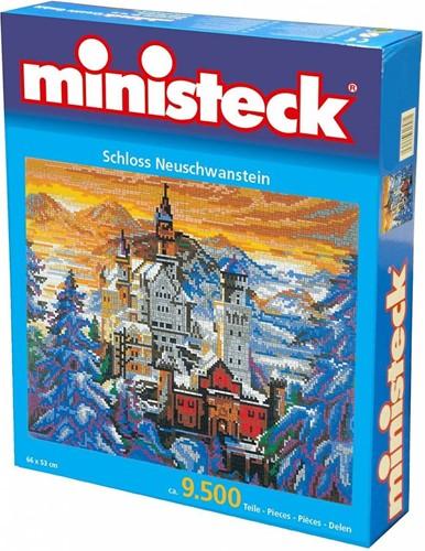 Ministeck Castle - XXL Box - ca. 9.500 pieces