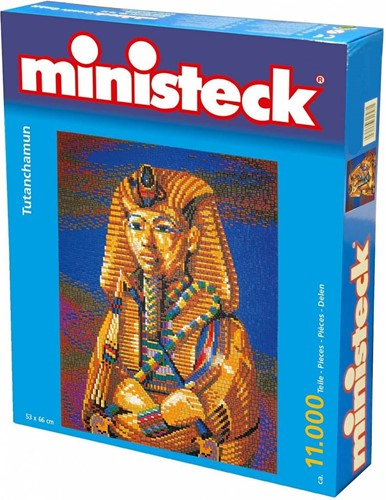 Ministeck Tutanchamun - XXL Box - ca. 11.000 pieces