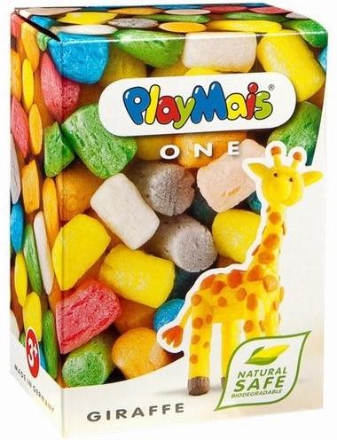 PlayMais  knutselspullen One Giraffe