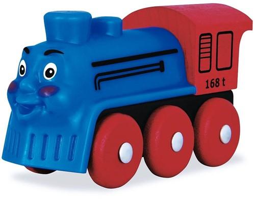 Eichhorn  Lokomotive mit Gesicht