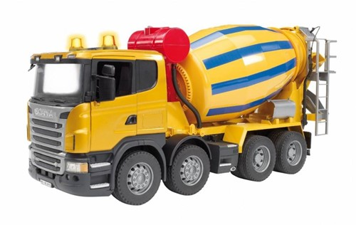 Bruder Scania R-Serie Cement Mixer - 3554