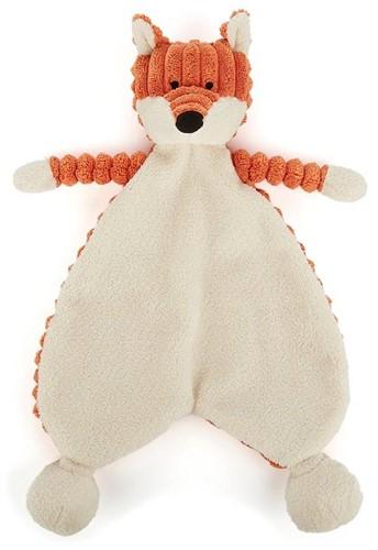 Jellycat Cordy Roy Schnuffeltuch Baby Fuchs - 23 cm